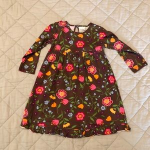 Hanna Andersson casual dress size 6-7